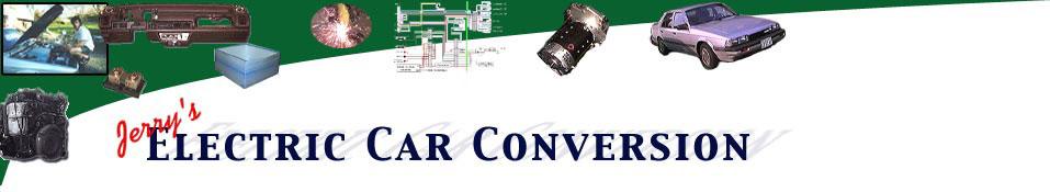 Jerry's EV Conversion