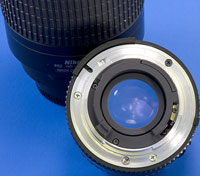50mm open aperture