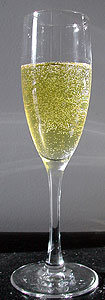 Homemade Apple Champagne